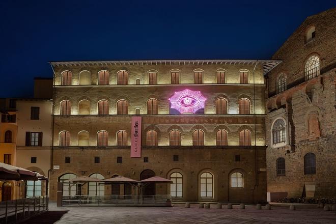 Palazzo della Mercanzia pour Gucci Garden, Florence, Ital