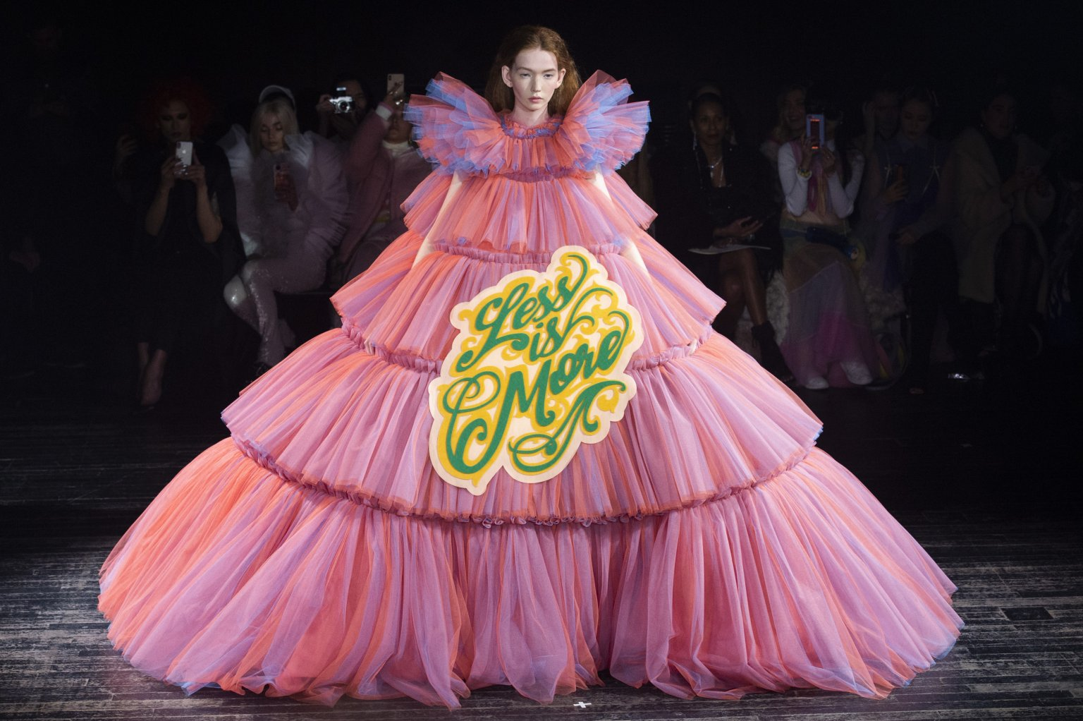 Viktor&Rolf - Paris Haute Couture Printemps - Eté 2019