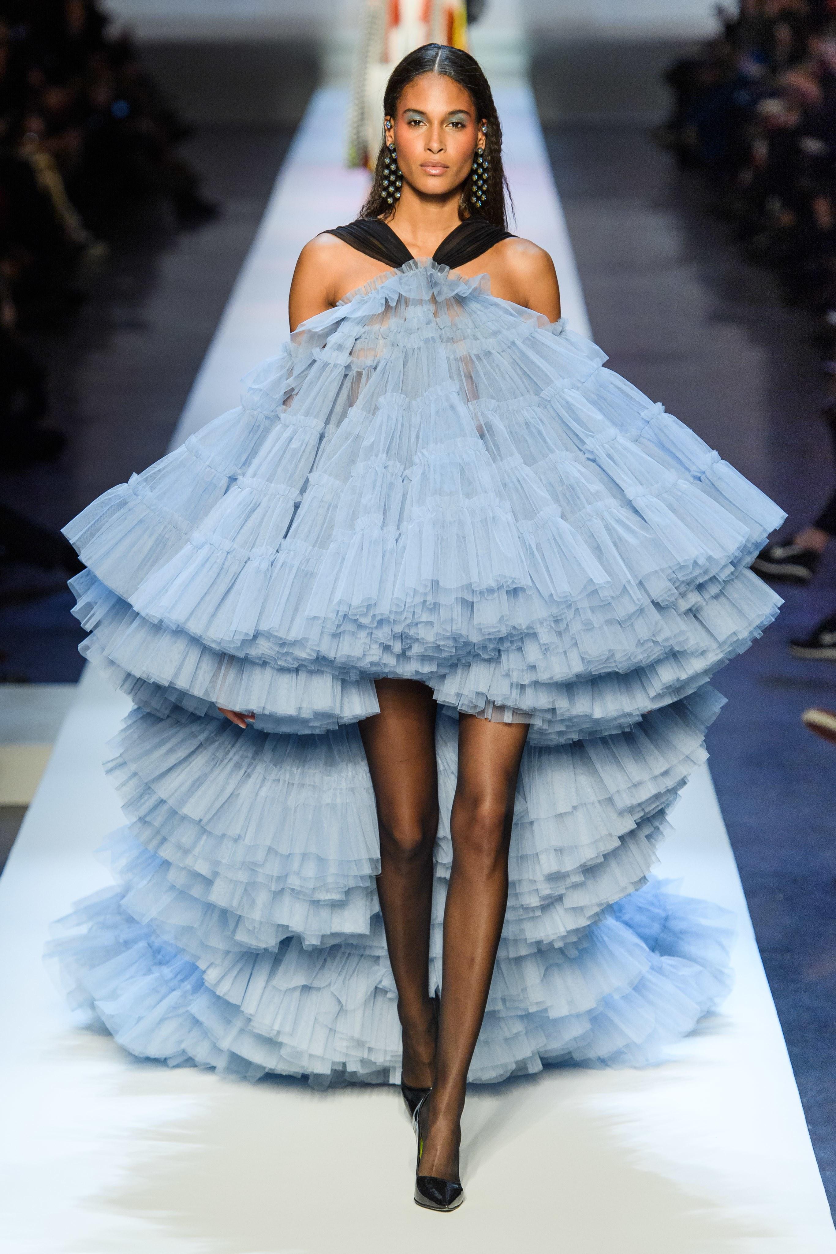 Gaultier - Paris Haute Couture Printemps - Eté 2019