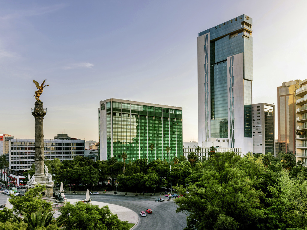 Sofitel Mexico City Reforma - Bâtiment