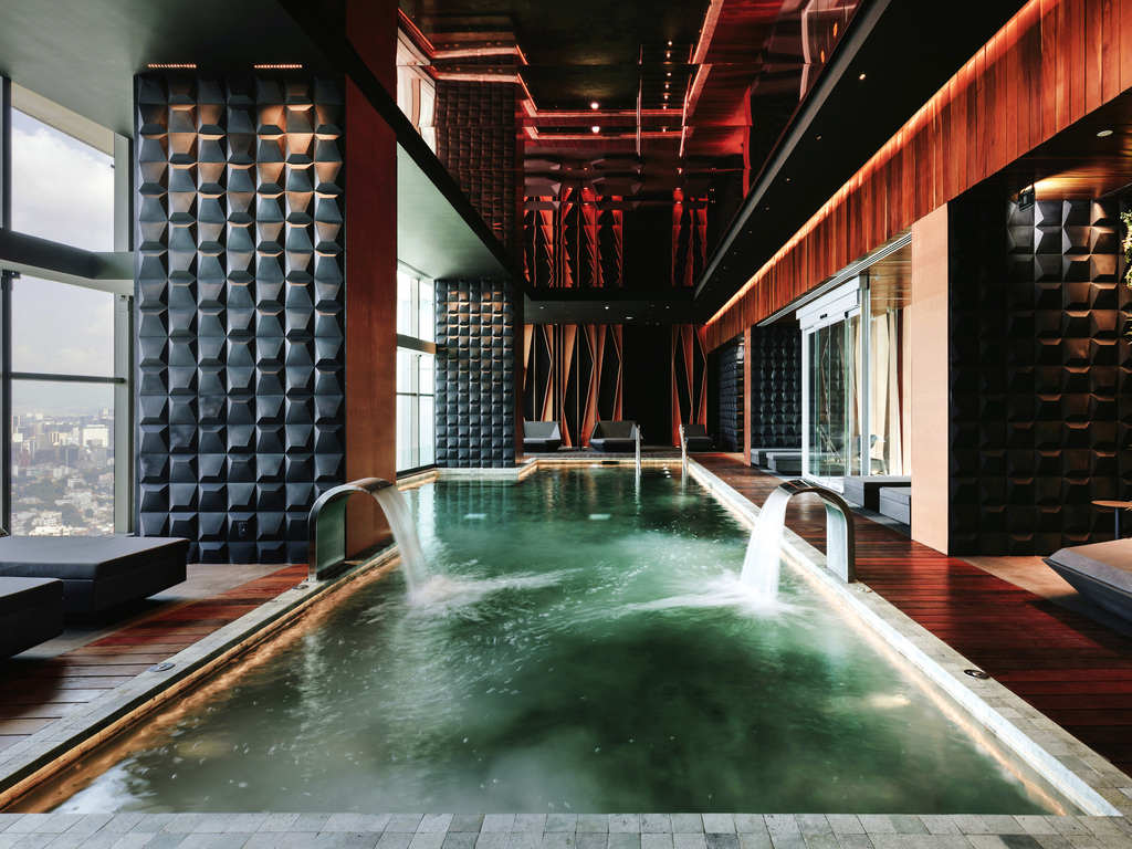 Sofitel Mexico City Reforma - Spa.