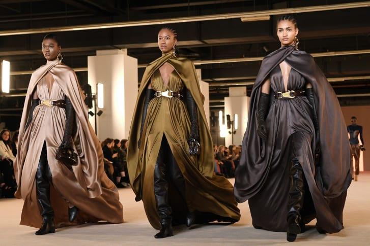 Balmain Paris Fashion Week 2020